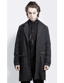 Wolfe Coat by Disturbia