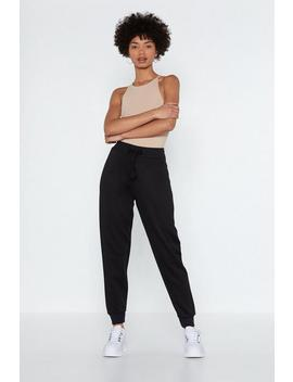 Jog Your Memory Jogger Pants by Nasty Gal