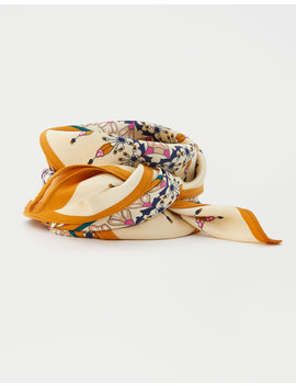 Paisley Patterned Neckerchief by Pull & Bear