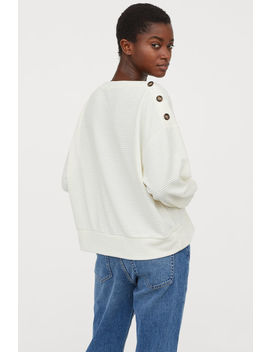 Shirt Mit Knöpfen by H&M