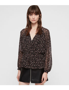 Lasia Pepper Top by Allsaints