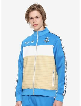 Dragon Ball Z Vegeta Track Jacket by Hot Topic