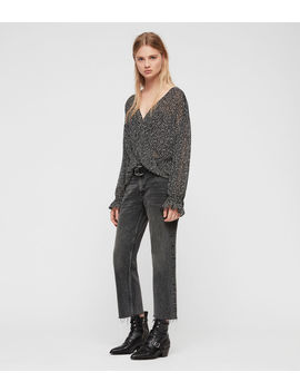 Penny Splash Top by Allsaints