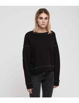 Janey Sweatshirt by Allsaints