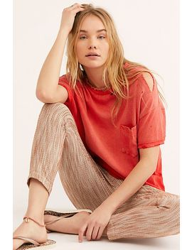 We The Free Lucky Tee by Free People
