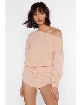 Kick Back And Relaxed Lounge Set by Nasty Gal