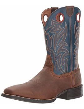 Ariat Men's Sport Sidebet Western Boot by Ariat