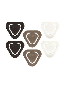 Bobino Neutral Sticky Clips Pkg by Container Store