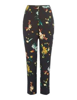 Printed Tailored Trouser by Biba