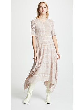 Handkerchief Tee Dress by Raquel Allegra