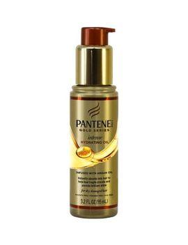 Pantene Gold Series Intense Hydrating Oil Hair Treatment 100ml by Pantene