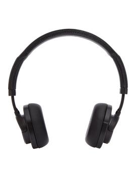 Black Wireless Mw50 Headphones by Master & Dynamic