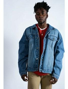 Vintage Blue Denim Jacket. by Best Days Vintage