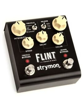 Strymon Flint Tremolo & Reverb Digital Guitar Effects Pedal   Brand New by Strymon