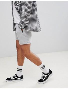 Pull&Bear   Pantaloncini Stile Joggers Grigi by Asos