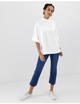 Asos Design   Top Minimaliste Oversize by Asos Design