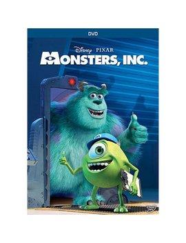 Monsters, Inc. (Dvd) by Disney Pixar