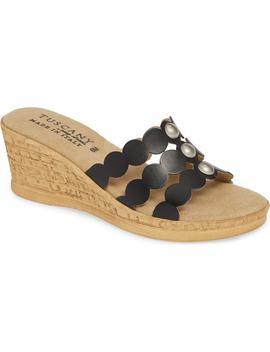 Torina Slide Sandal by Tuscany By Easy Street®