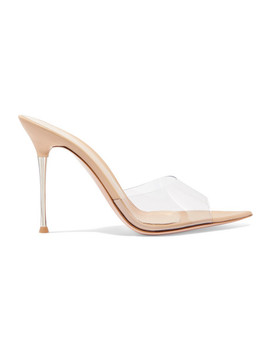 Lyn 105 Pvc Mules by Gianvito Rossi