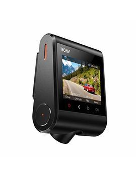 """Anker Roav Dash Cam, Telecamera Per Auto Da Cruscotto Con App, Sensore Sony Exmor, Schermo Lcd Da 2.4"""", Registrazione In 1080 P Fhd, Camera Con Grandangolo Per Vista A 4 Corsie, Wi Fi by Roav"""