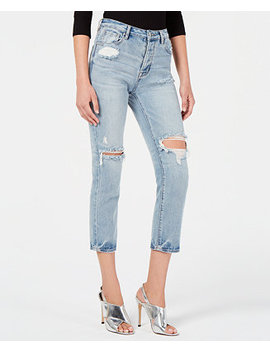 The Icon Jean: Retro Inspired Relaxed Slim Boyfriend Jean by Kendall + Kylie