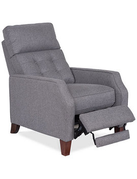 Elora Fabric Pushback Recliner by General