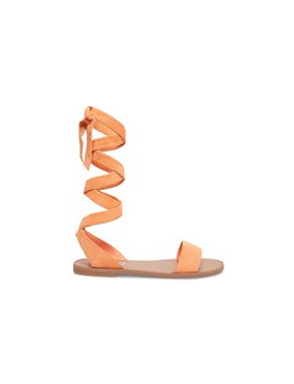 Reputation Orange Suede by Steve Madden
