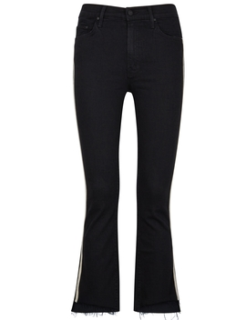 Insider Crop Guilty Racer Jeans by Mother