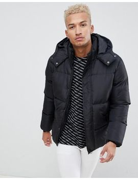 Night Addict Oversized Puffer Jacket by Jacket