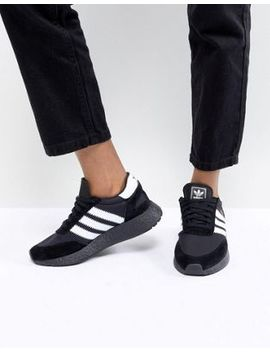 Adidas Originals I 5923 Runner Trainers In Black by Adidas