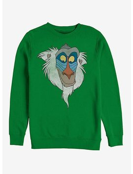 Disney Lion King Rafiki Face Sweatshirt by Hot Topic