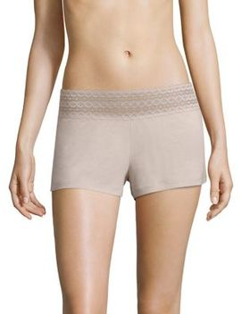 Collection Lori Solid Boxers by Saks Fifth Avenue