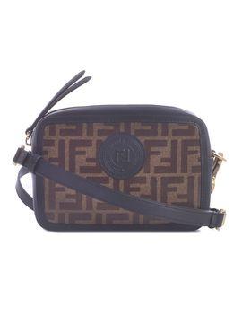 Fendi Ff Mini Shoulder Bag by Fendi