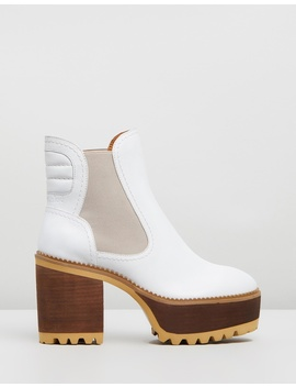 Casey Booties by See By Chloé