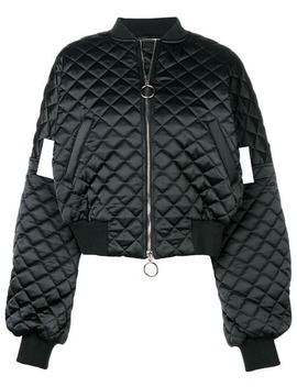 Quilted Bomber Jacket by Off White