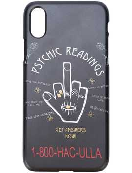 Logo Print I Phone 7/8 Case by Haculla