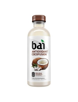Bai Molokai Coconut   18 Fl Oz Bottle by Bai
