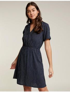 Victoria Stripe Dress by Fat Face