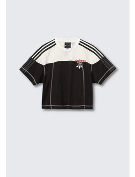 Adidas Originals By Aw Disjoin Crop Top by Alexander Wang