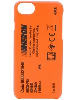 Stamp I Phone 8 Case by Heron Preston
