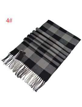 New! Classic Plaid / Tartan Check Scarf 40cm Wide Soft Touch Ladies & Men by Ebay Seller