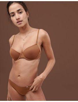 Dorina Tone On Tone Isabelle Nude T Shirt Bra In Medium by Dorina