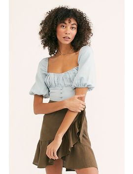 Eloise Blouse by Free People