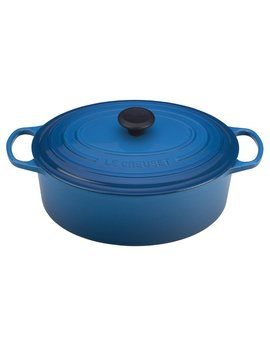 Le Creuset Enameled Cast Iron Signature Oval Dutch Oven & Reviews by Le Creuset