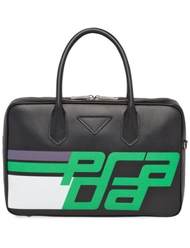 Top Handle Bag by Prada