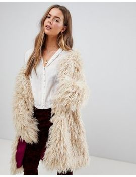 Free People Fur Coat by Free People