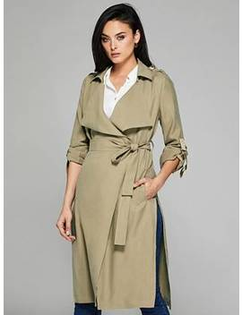 Safari Trench Coat by Guess