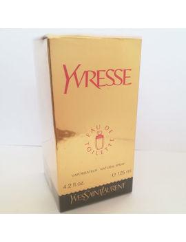 Yvresse By Yves Saint Laurent  Edt 125ml / 4.2 Oz Eau De Toilette Spray Ysl by Yves Saint Laurent