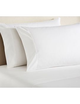 Pb Essential 300 Thread Count Pillowcases   Set Of 2 by Pottery Barn