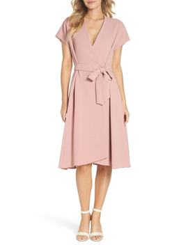 Audrey Wrap Dress (Nordstrom Exclusive) by Gal Meets Glam